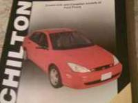 I am selling this Chilton Ford Focus 2000-05 Repair