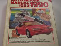 Chilton's 1983 Import Automotive Service Manual. Motor