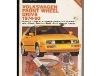 Volkswagon Front Wheel drive repair manual asking four