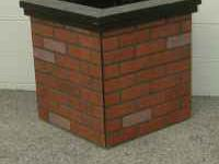 Chimney prop....very good condition...great for holiday