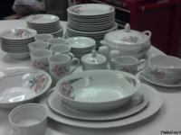 China by Anatole 60 Pieces - $50 (Gardendale) 8 dinner