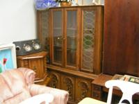 china cabinet #125.00  COME BY AND LOOK AROUND AND