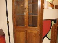 I have this beautiful china cabinet for sale. It has