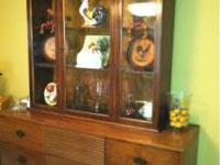 China Cabinet for sale $299 OBO serious inquires call