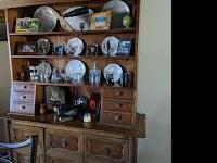 Country inspired China Cabinet for sale in Babson Park.