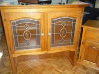 China Cabinet/Hutch - perfect for displaying your