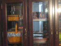 i have everything in my kitchen, for sale china cabinet