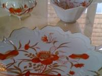 Beautiful china .. Made in Germany.. Numbered Vibrant