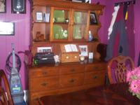 china hutch for sale or trade for full or twin size