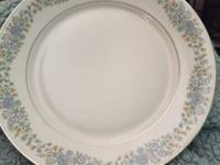 We have china not a full set just 17 pieces 6 large