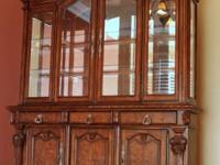 China Cabinet and Buffet by Ashley Furniture - (Casa