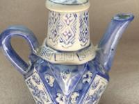 Item Condition: Rare Chinese Blue & White Porcelain