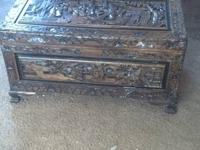 $600 or Best Offer. This is a Camphor Chest from China