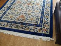 2 Chinese Rugs for Sale Excellent condition ... just as