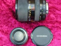 Chinon 35-80mm Zoom Lens $55 Selling a nice Chinon