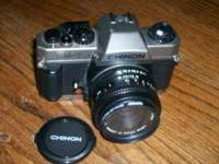 Fully functioning manual 35mm camera with super clean