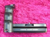 Chinon Power Winder PW-610 for Chinon 35mm SLR Cameras