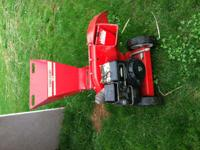 i have a briggs &stratton Yard-man chipper. i perfer to