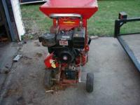 I have a Troy Bilt chipper with a 8hp B&S engine with