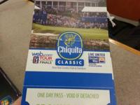 Chiquita classic tickets Good any one day September