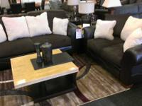 Ashley DuraBlend 2 Piece Sectional with matching