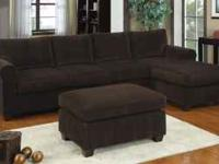2 Great Options for this sectional couch as pictured on