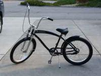 For sale is a bike made by Nirve. The model is the
