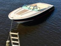 This 2006 Chris Craft Corsair 28 has been meticulously