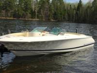 2006 Chris Craft 28 Launch Original Owner Single Volvo