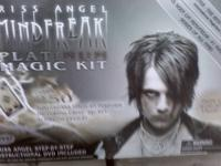 Chriss Angel Platinum Magic Set. $20.00. When reacting