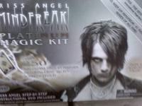 Chriss Angel Platinum Magic Set. $20.00. Please include