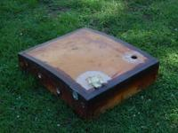 I have for sale (2) fuel tanks, (1) door, and a