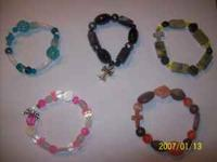 Handmade Bracelets Great Christmas gifts just ask for