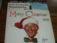Christmas Albums $5 Each, Jim Nabors Christmas Album,