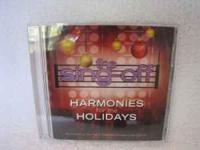 "Christmas CD - 'the sing-off' - ""Harmonies for the"