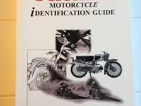 PRICE REDUCED - $40 HONDA Motorcycle Identification