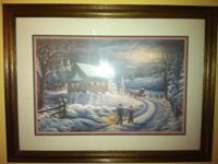 Description Christmas In Cades Cove Limited Edition By