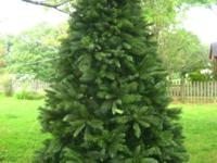 Excellent condition, well kept! Measures 9 Feet Tall -