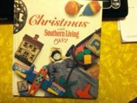 Christmas with Southern Living 1982. Good condition