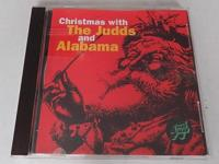 Christmas with the Judds and Alabama CD is in excellent