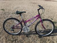 The 24-Inch1998 Diamondback Outlook 24' Bike is all