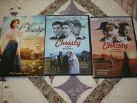 Christy - DVD Set of 3 (Like New): Finding Faith,
