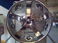 Velocity vw200 chrome 22's beautiful show quality