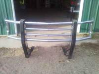 Chrome Brush Gaurd for sale. Came off of 2004 GMC Ext.