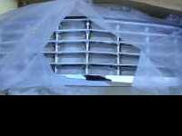 Chrome 1994-98 Cadillac grill. NEW never used, still in