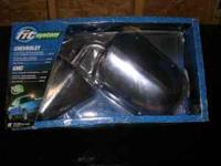 FitSystem replacement mirror for Chevy and GMC pickups,