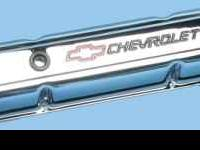 brand new chevy chrome valve covers in box, never used