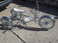 I have a Custom Chrome Schwinn Bike - Great Condition