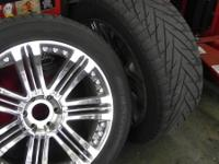 Custom-made wheels make your car look even more