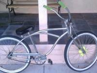 Looking to sell my awesome looking beach cruiser. It is
